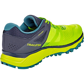 Salomon Trailster GTX Shoes Herr acid lime/graphite/hydro.